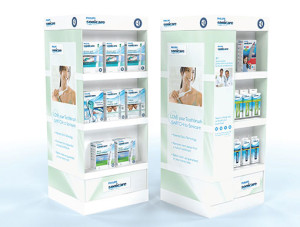 Sonicare Display Packaging